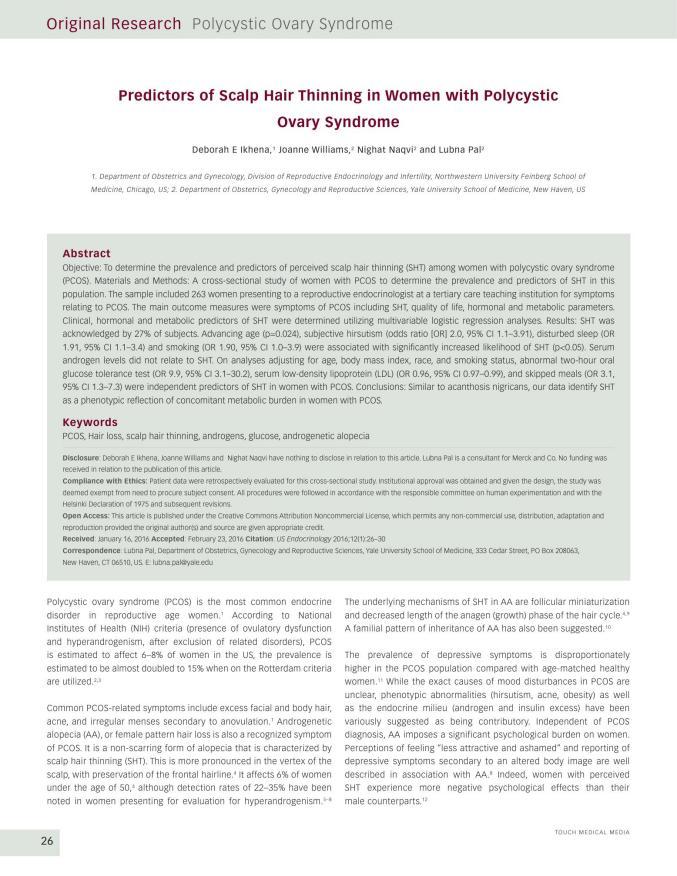 US Endocrinology
