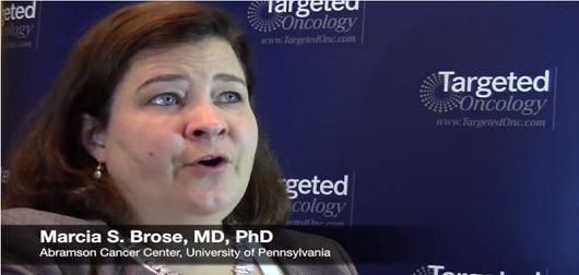 BRAF Mutations in Thyroid Cancer:Dr. Brose