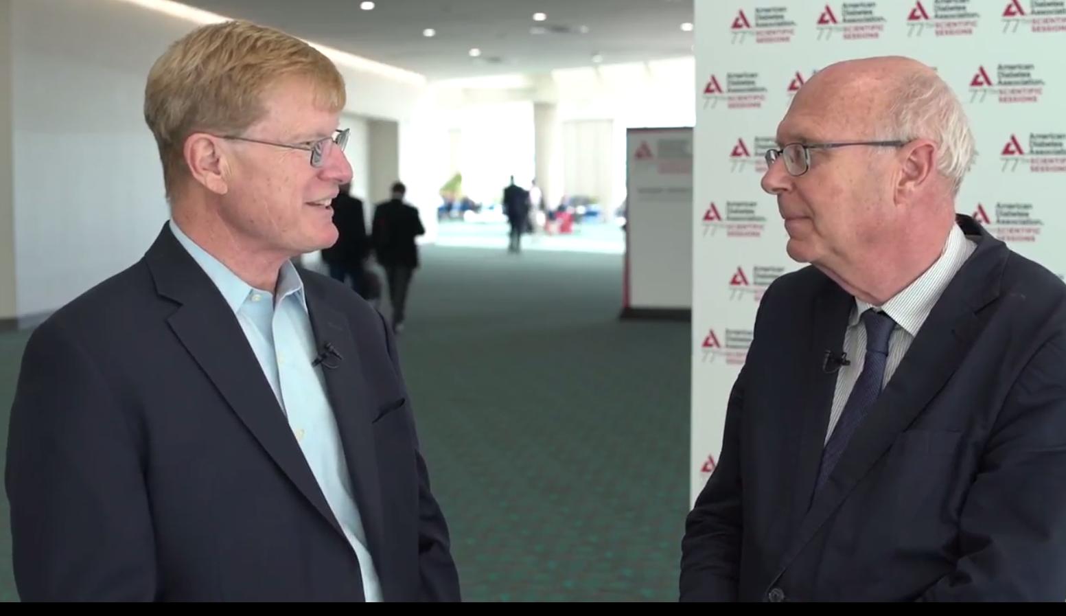 ADA 2017 – James Foley and Bo Ahren Discuss the Development of DPP-4 Inhibitors