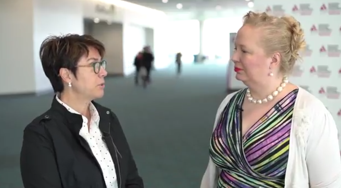 ADA 2017 – Chantal Mathieu & Päivi Maria Paldánius Interview