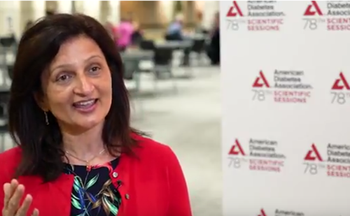Medha Munshi, ADA 2018 – Real-time CGM in Clinical Practice