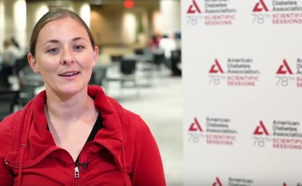 Sarah Brokaw, ADA 2018 – Updates from the National Diabetes Prevention Program (NDPP)