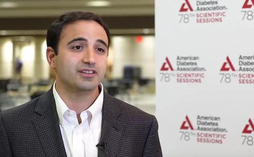 Arturo Vegas, ADA 2018 – Nanotechnology and Diabetes Therapy