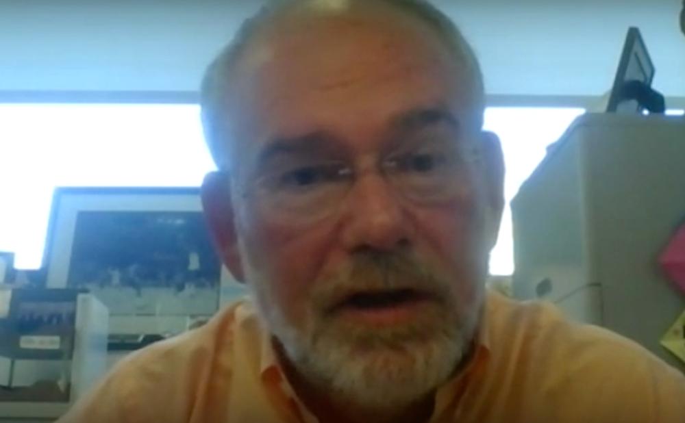 Dr John Buse, University of North Carolina, NC, US