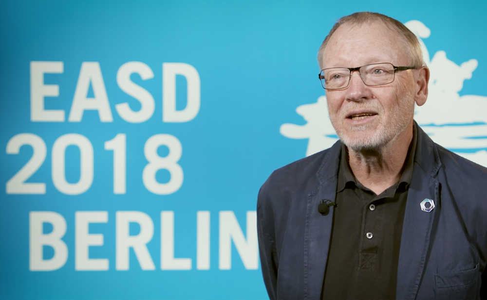 Jens Holst, EASD 2018 – The future of obesity management and its effect on diabetes