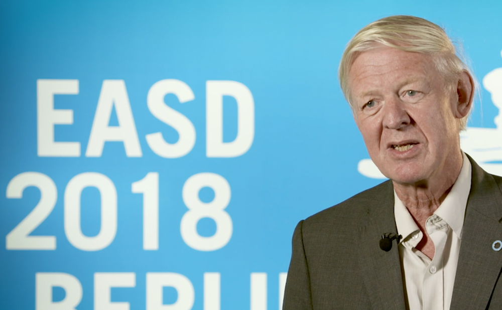 Philip Home, EASD 2018 – The future of glucose lowering medications