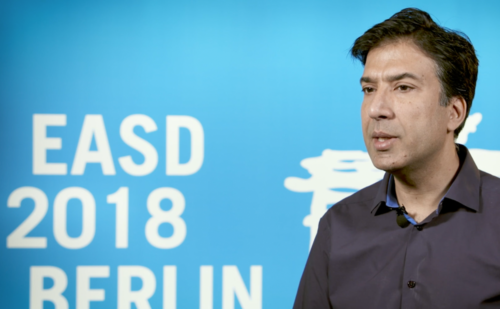 Syed Abbas Raza, EASD 2018 – Latest advances in Aspirin use