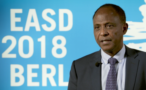 Ahmed Reja, EASD 2018 – Diabetes in developing countries