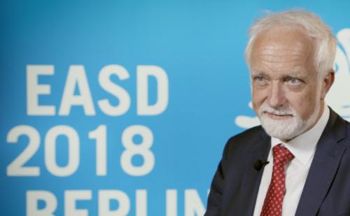 Guy Rutten, EASD 2018 – Safe de-intensification in the elderly