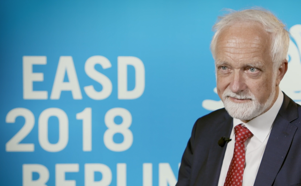 Guy Rutten, EASD 2018 – Safe de-intensification in the elderly