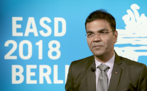 Banshi Saboo, EASD 2018 – diabetes in India