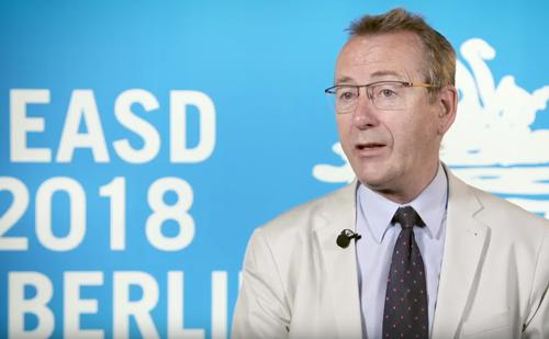 Steve Bain, EASD 2018 – continuing the PIONEER journey