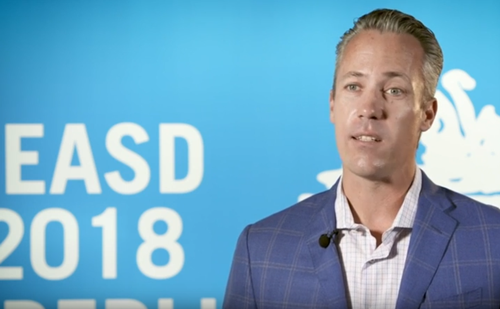 Jake Leach, EASD 2018 – the latest from Dexcom in glucose monitoring