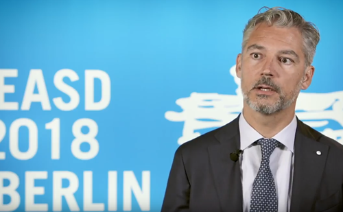 Giovanni Ceccarini, EASD 2018 – Leptin replacement experience in Generalised Lipodystrophy