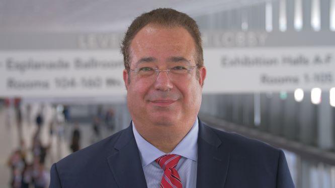 John Doupis MD, PhD, ADA 2019 – REWIND Study
