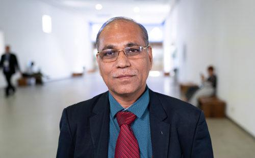 Sangram Biradar, EASD 2019